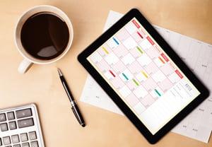 Agendar COPASST mensual