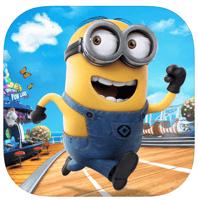 Minion Rush app para niños 9 a 11 años