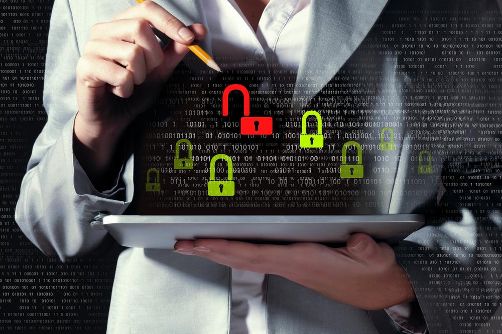 Control de acceso y criptografía de la información